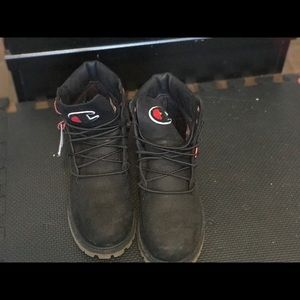 Champions Timberlands Boots